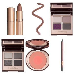 A selection of products from Charlotte Tilbury's collection